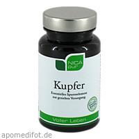 NICApur Kupfer, 60 ST, NICApur GmbH & Co. KG