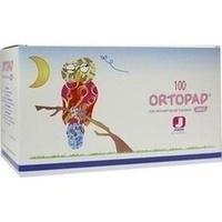 ORTOPAD for girls junior Augenokklusionspfl., 100 ST, Trusetal Verbandstoffwerk GmbH