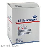 ES-Kompressen steril 10x10cm Großpackung 12fach, 20X5 ST, Paul Hartmann AG
