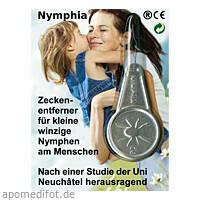 Nymphia Zeckenentferner, 1 ST, Inkosmia GmbH & Cie. KG