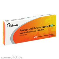 PANTOPRAZOL Actavis protect 20 mg magensaftr.Tabl., 14 ST, PUREN Pharma GmbH & Co. KG