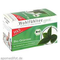 H&S Bio Grüntee, 20X2.0 G, H&S Tee - Gesellschaft mbH & Co.