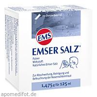 Emser Salz 1.475g, 20 ST, Sidroga Gesellschaft Für Gesundheitsprodukte mbH