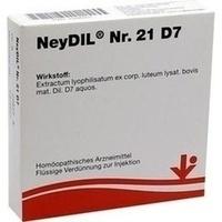 NeyDIL Nr. 21 D7, 5X2 ML, Vitorgan Arzneimittel GmbH