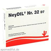 NeyDIL Nr. 32 D7, 5X2 ML, Vitorgan Arzneimittel GmbH