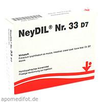NeyDIL Nr. 33 D7, 5X2 ML, Vitorgan Arzneimittel GmbH