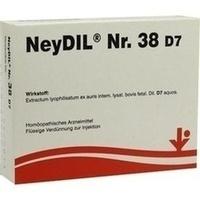 NeyDIL Nr. 38 D7, 5X2 ML, Vitorgan Arzneimittel GmbH