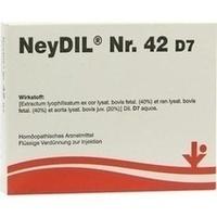NeyDIL Nr. 42 D7, 5X2 ML, Vitorgan Arzneimittel GmbH