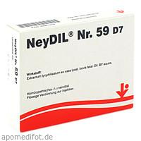 NeyDIL Nr. 59 D7, 5X2 ML, Vitorgan Arzneimittel GmbH