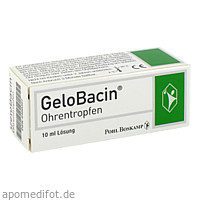 GeloBacin, 10 ML, G. Pohl-Boskamp GmbH & Co. KG