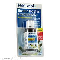 TETESEPT HUSTEN Tropfen Bronchial-activ zuckerfrei, 40 ML, Merz Consumer Care GmbH