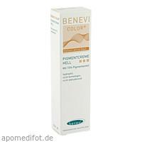 Benevi Color Pigmentcreme hell, 20 ML, Benevi Med GmbH & Co. KG