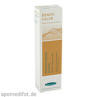 Benevi Color Pigmentcreme dunkel, 20 ML, Benevi Med GmbH & Co. KG