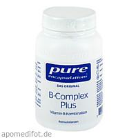 PURE ENCAPSULATIONS B-Complex plus, 120 ST, Pro Medico GmbH
