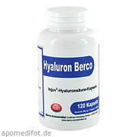 Hyaluron Berco Injuv, 120 Stück, Berco-ARZNEIMITTEL