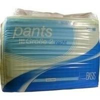 PARAM PANTS Basis Nacht Gr.II, 20 ST, Param GmbH