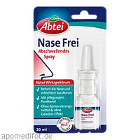 Abtei Nase Frei abschwellendes Spray, 20 ML, Omega Pharma Deutschland GmbH