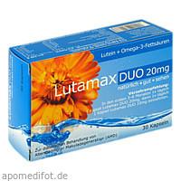 Lutamax Duo 20mg, 30 ST, Medphano Arzneimittel GmbH