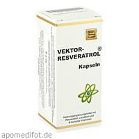 VEKTOR RESVERATROL, 60 ST, NOWAK GmbH