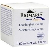 Biomaris Feuchtigkeitscreme nature, 50 ML, Biomaris GmbH & Co. KG