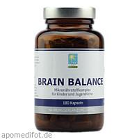 BRAIN BALANCE, 180 ST, Apozen Vertriebs GmbH