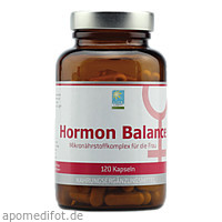 HORMON BALANCE, 120 ST, Apozen Vertriebs GmbH