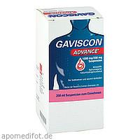 Gaviscon Advance Suspension, 200 ML, Emra-Med Arzneimittel GmbH