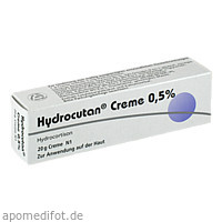 Hydrocutan Creme 0.5%, 20 G, Dermapharm AG