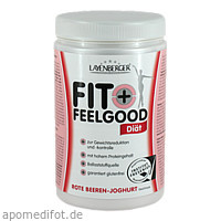Layenberger Fit+Feelgood SLIM Mahlz.Ersa Ro.Be/Jog, 430 G, Layenberger Nutrition Group GmbH
