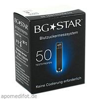 BGStar Teststreifen, 50 ST, Sanofi-Aventis Deutschland GmbH