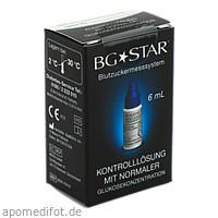 BGStar Kontroll Lösung normal, 6 ML, Sanofi-Aventis Deutschland GmbH