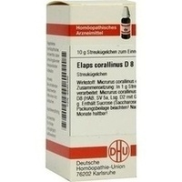 ELAPS CORALLINUS D 8, 10 G, Dhu-Arzneimittel GmbH & Co. KG