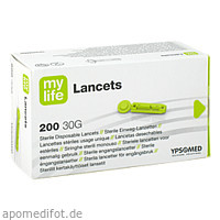 myLife Lancets, 200 ST, Ypsomed GmbH