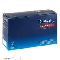 OMNIVAL orthomolekular 2OH arthro norm 30Gran/Kap, 1 P, Med Pharma Service GmbH
