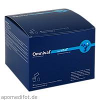 OMNIVAL orthomolekular 2OH vital 30 TP Gran+Kaps., 1 P, Med Pharma Service GmbH