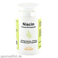 NIACIN, 70 ST, Allpharm Vertriebs GmbH