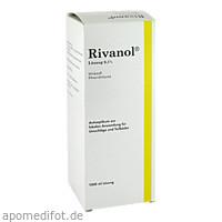 RIVANOL LOESUNG 0.1%, 1000 ML, Dermapharm AG
