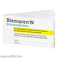 Blemaren N Kontrollkalender, 27 ST, Aristo Pharma GmbH