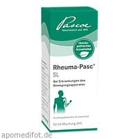 RHEUMA-PASC SL (Mischung), 50 ML, Pascoe pharmazeutische Präparate GmbH