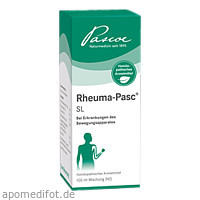 RHEUMA-PASC SL (Mischung), 100 ML, Pascoe pharmazeutische Präparate GmbH