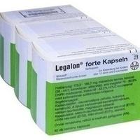 Legalon forte Kapseln, 180 ST, Emra-Med Arzneimittel GmbH
