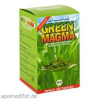 GREEN MAGMA Gerstengrasextrakt 375mg, 320 ST, Allcura Naturheilmittel GmbH