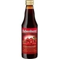 Rabenhorst Cranberry Muttersaft, 330 ML, Haus Rabenhorst O. Lauffs GmbH & Co. KG