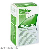 Nicorette 2mg Freshmint, 105 ST, kohlpharma GmbH
