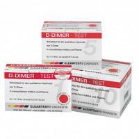 D Dimer Cleartest Vollblut TVT LE DIC, 1 ST, Diaprax GmbH