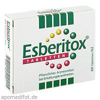 ESBERITOX Tabletten, 60 ST, SCHAPER & BRÜMMER GmbH & Co. KG