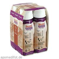 Fresubin protein energy DRINK Nuss Trinkflasche, 4X200 ML, Fresenius Kabi Deutschland GmbH