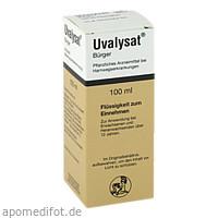 Uvalysat Bürger, 100 ML, Johannes Bürger Ysatfabrik GmbH