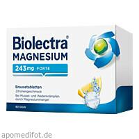 Biolectra Magnesium 243 forte Zitrone, 60 ST, Hermes Arzneimittel GmbH