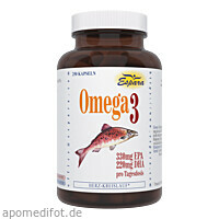 Omega-3, 250 ST, Espara GmbH